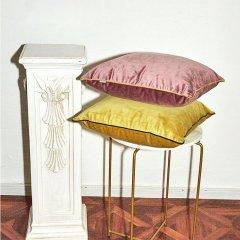 BOLUOBANMA/菠萝斑马 Daisy丝绒系列抱枕套 靠垫枕套图片