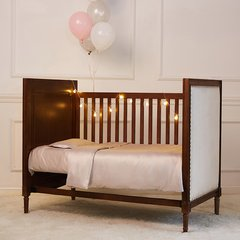 SILKYMIRACLE/LIMONATA婴童系列灵动宝贝床品Baby set婴儿三件套图片