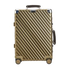 ELLE/ELLE 铝镁合金 中性款式 全铝拉杆箱ELDL5511-24(24寸)图片
