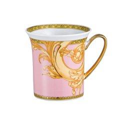 Rosenthal Meets Versace 卢臣泰邂逅范思哲高端美杜莎系列带金边有柄马克杯图片