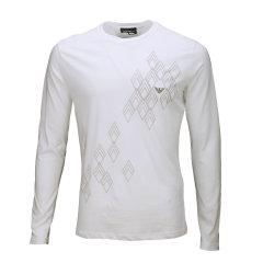Emporio Armani/安普里奥阿玛尼 男士长袖T恤 100.00%棉 6Y1T64-1JQ4Z图片