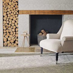 Morris 纯手工羊毛地毯地垫POPPY |英国百年设计品牌 灰色 2M*2.8M图片