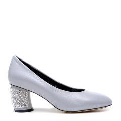 【17春夏】BENATIVE/本那 摔纹胎牛皮镶钻艺术跟单鞋BN01713832图片
