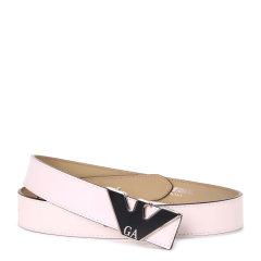 【可用劵】Emporio Armani/安普里奥阿玛尼腰带-女士皮带(盒装)物料:牛皮革里料:剖层牛皮革图片