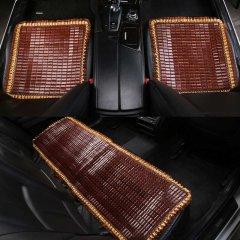 NATU  汽车新款清凉环保竹片座垫 汽车竹片三件套坐垫 汽车夏季凉垫图片