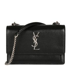 Yves saint Laurent/圣罗兰 女士简约时尚牛皮斜挎包 女士单肩包 452157D422N图片