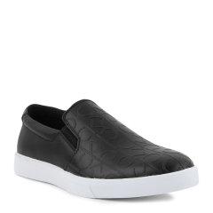 【包税】Calvin Klein/卡尔文·克莱因休闲鞋 CK字母印花男士休闲套脚舒适乐福鞋  男士乐福鞋 34F1779图片