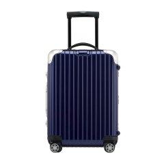 RIMOWA 日默瓦 Salsa LIMBO系列 男女通用款聚碳酸酯登机箱拉杆箱行李箱旅行箱 20寸 夜蓝色 20寸图片