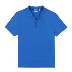 Calvin Klein/卡尔文·克莱因  CK商务休闲纯色男士翻领短袖POLO衫 40H1811图片