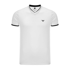 【17年春夏新款】ARMANI JEANS/阿玛尼牛仔男士T恤-男士牛仔系列T恤棉辅料:棉图片