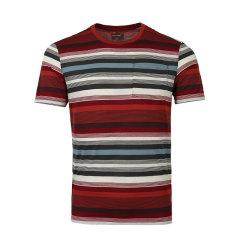 Marmot/土拨鼠春夏新款户外透气吸湿排汗男式短袖圆领T恤 S43780   前胸贴袋 吸湿排汗 舒适针织图片