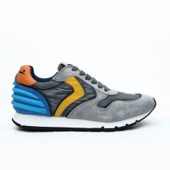 VOILE BLANCHE/维拉白撞色运动鞋 男士休闲鞋0012009991-71-9101图片