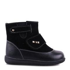 eurobimbi欧洲宝贝全皮中帮靴约适合18个月-3.5岁EB24F002图片
