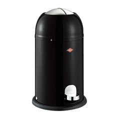 wesco/威士克WESCO威士克骑士桶不锈钢垃圾桶脚踏创意垃圾筒欧式家用12升图片