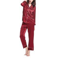 【DesignerWomenwear】:LILYSILK/莉莉秀客女睡衣/家居服/真丝睡衣22姆米百分百桑蚕丝家居外穿2199图片