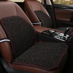 pinganzhe 汽车新款通用天然菩提子木珠座垫 汽车夏季木珠凉垫 汽车菩提子三件套和全车坐垫图片