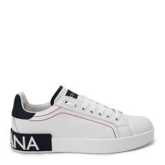 【18秋冬新款】Dolce&Gabbana/杜嘉班纳女士休闲运动鞋-女士牛皮革休闲鞋图片