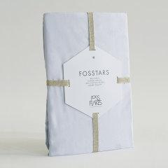 fossflakes大I型枕套,全棉缎纹158*45cm图片
