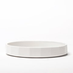 KANJIAN·Life/看见民生 看见·白瓷餐具 白色 大盘图片