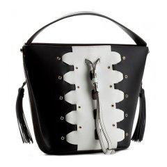 FURLA/芙拉 女士拼色牛皮手提包单肩包斜挎包女包 多色可选图片