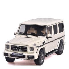 奔驰G500 G-KLASSE 2012款 BENZ G500 1:18 SUV越野车 合金汽车模型收藏摆件可定制车牌图片