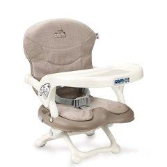cam/贝贝亲 意大利原装进口 多功能宝宝可折叠儿童婴儿便携餐椅学吃饭餐椅S333图片