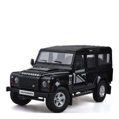 路虎卫士110长轴版合金仿真汽车模型摆件礼品灰色图片