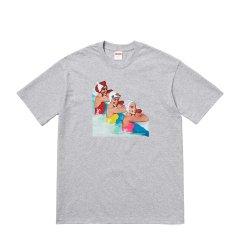 Supreme 18SS Swimmers Tee 游泳 泳池 女郎 短袖 T恤图片