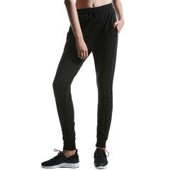 后秀/HOTSUIT  17年运动长裤女休闲针织裤 BLACK LABEL/后秀黑标 66048333图片