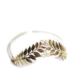 【Designer Jewelry】Avigail Adam美国纽约手工制造艺术风格女式Athena系列雅典娜珍珠皇冠Athena Crown With Pearls图片