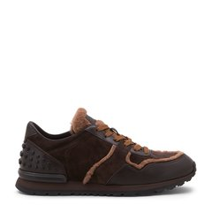 Tod's/托德斯小山羊皮运动鞋图片