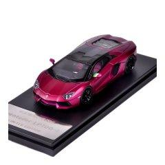 兰博基尼LP700仿真合金跑车模型1:42工艺礼品收藏摆件图片