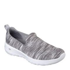 斯凯奇/skechers 新款 女士 懒人 一脚蹬 套脚 运动鞋 健步鞋 休闲鞋  跑步鞋 15615图片