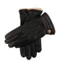 Dents/Gloucester  男士鹿皮手套 手工缝制 皮质柔和细腻图片