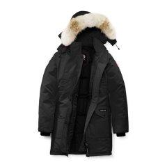 Canada Goose 加拿大鹅 女士纯色中长款修身户外防风羽绒服 多色可选图片