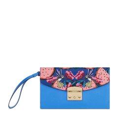 FURLA/芙拉 女士多色印花皮革手拿包钱包钱夹 多色可选 女包图片