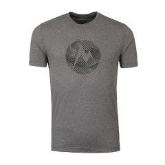 marmot/土拨鼠18春夏新款户外透气吸湿排汗男速干短袖T恤 S54880图片
