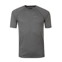 marmot/土拨鼠2018新款运动短袖超轻透气男士排汗速干T恤S53550   AirExchange功能面料 反光标识图片