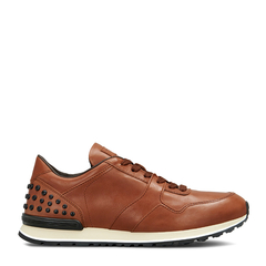 Tod's/托德斯男士休闲运动鞋牛皮运动鞋图片