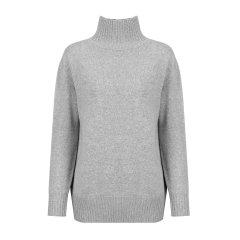 【精选】 S`MAXMARA  灰色 女士针织衫/毛衣 GNOMO图片