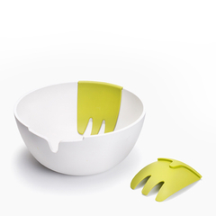 Joseph joseph/Joseph joseph 巧手三合一沙拉碗 搅拌碗图片