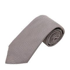 Emporio Armani/安普里奥阿玛尼领带-男士经典棕色领带图片