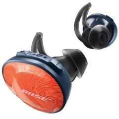 Bose Soundsport Free 真无线蓝牙耳机 耳塞 入耳式抗汗防水健身跑步运动耳机 国行原封正品图片