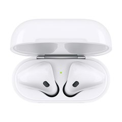 APPLE/苹果 AirPods 2代 H1芯片 配充电盒 苹果airpods蓝牙耳机 2019新款【原封国行正品】图片