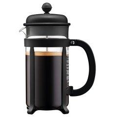 bodum波顿法压壶 java爪哇系列进口玻璃法压壶 虑压茶壶大容量1000ml图片