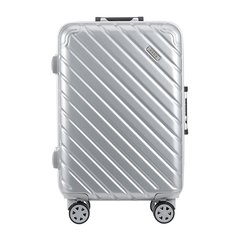 ELLE/ELLE 斜条纹PC/ABS 中性款式拉杆箱 ELDL2018-22(22寸)图片