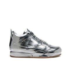 HEYDAY/断舍离【定制】INSPIRED GOLDEN IV 手工定制打造金属色金银休闲鞋图片
