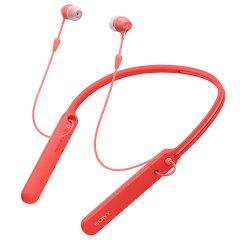Sony/索尼 WI-C400 入耳运动式无线蓝牙耳机 立体声耳机 新品 送收纳袋图片