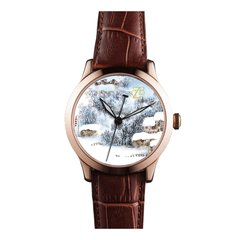 zhangdao/张稻 自动机械腕表 双面陶瓷手表之刘伟图片