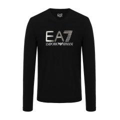 Emporio Armani/安普里奥阿玛尼男士长袖T恤-男士T恤95棉5氨纶图片